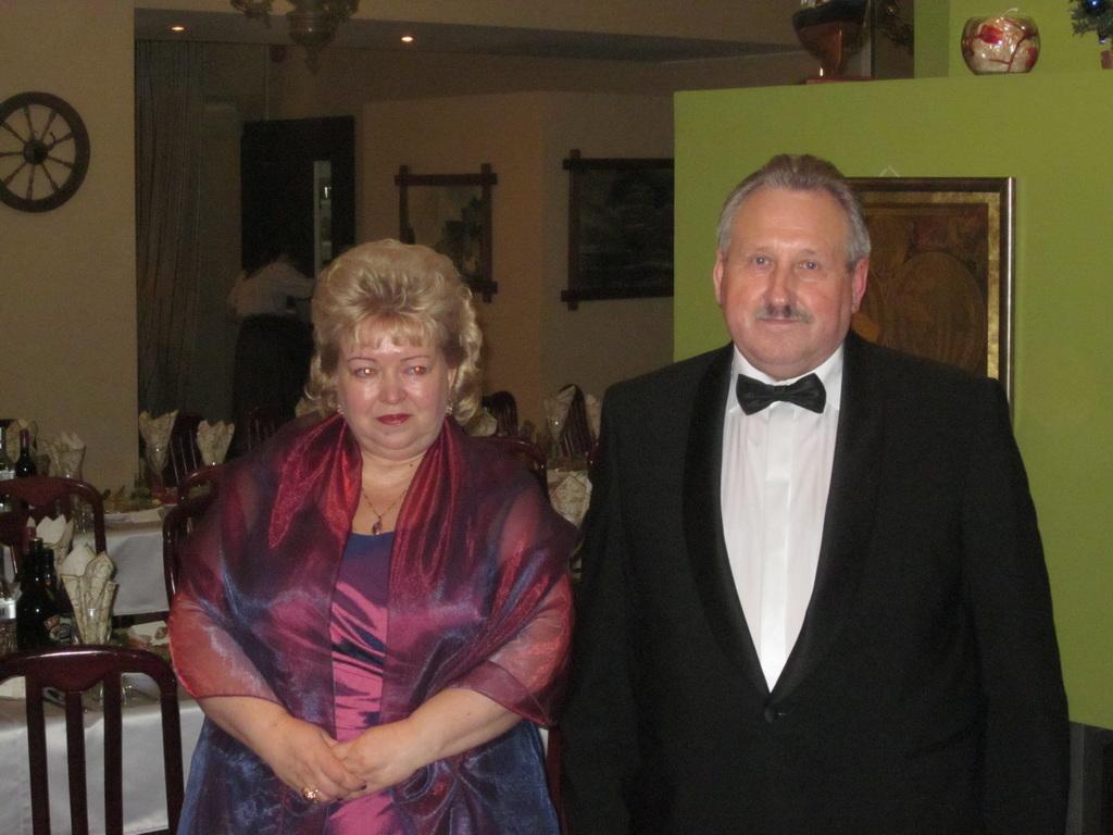Rihards wird 60 Jahre 2012