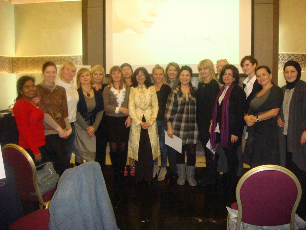 Seminar in Jordan by renate in 2011