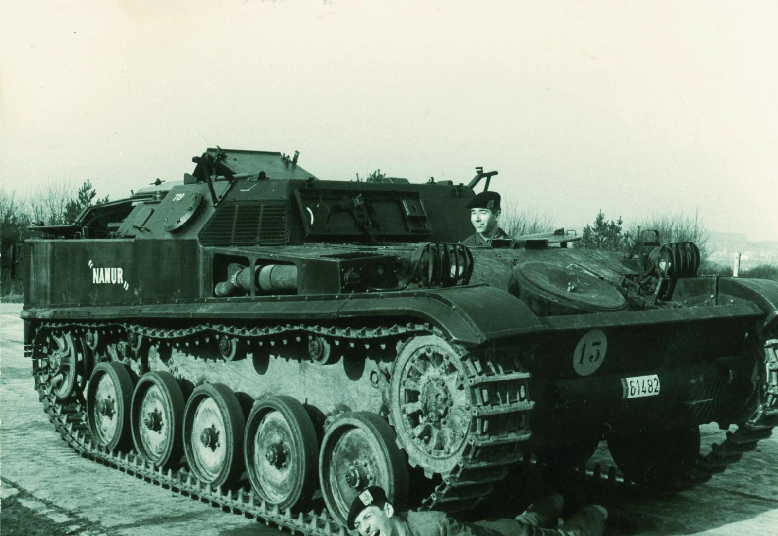 Schützenpanzer Kommando 1967