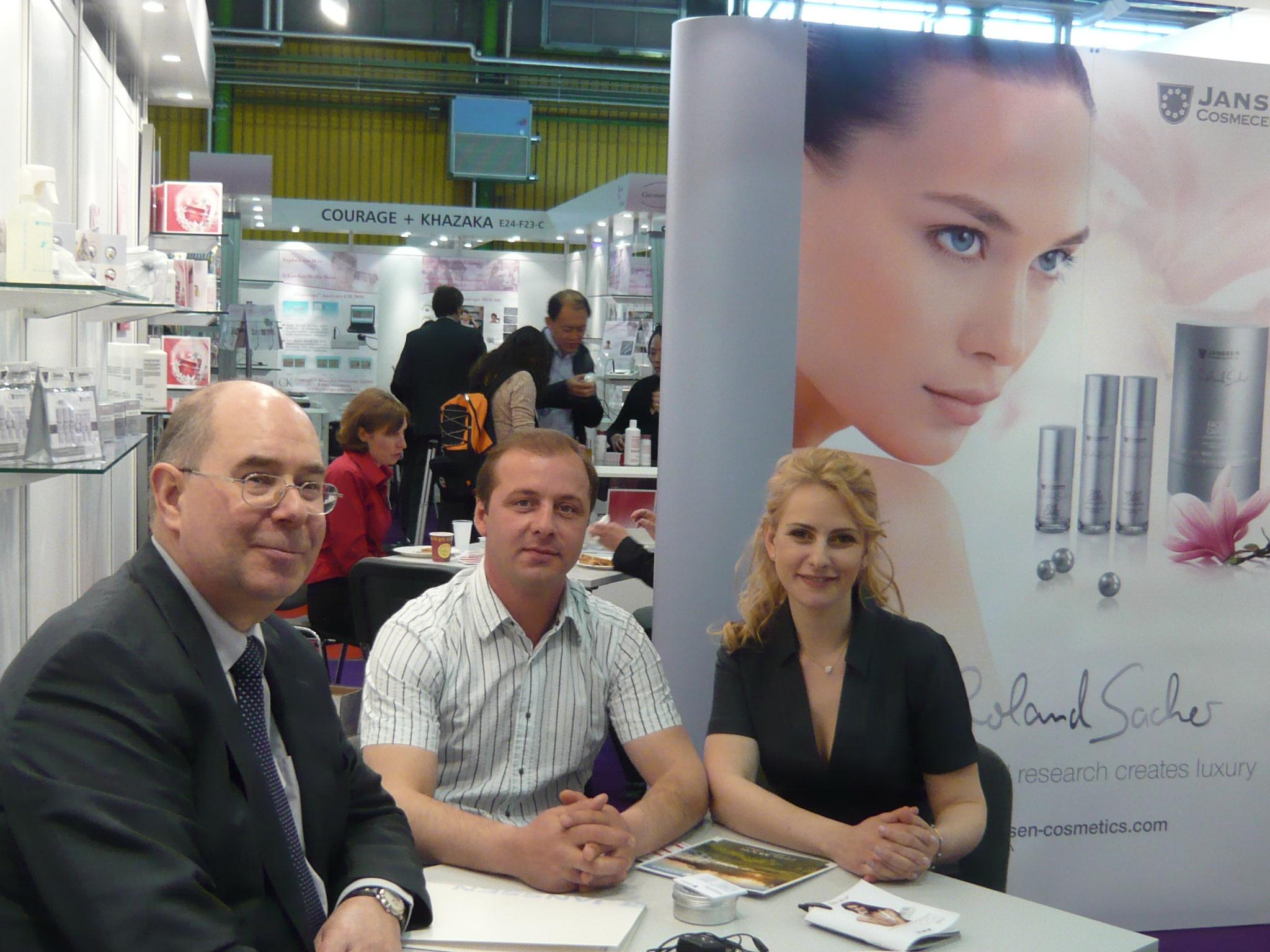 Gäste in Bologna - Cosmoprof 2010