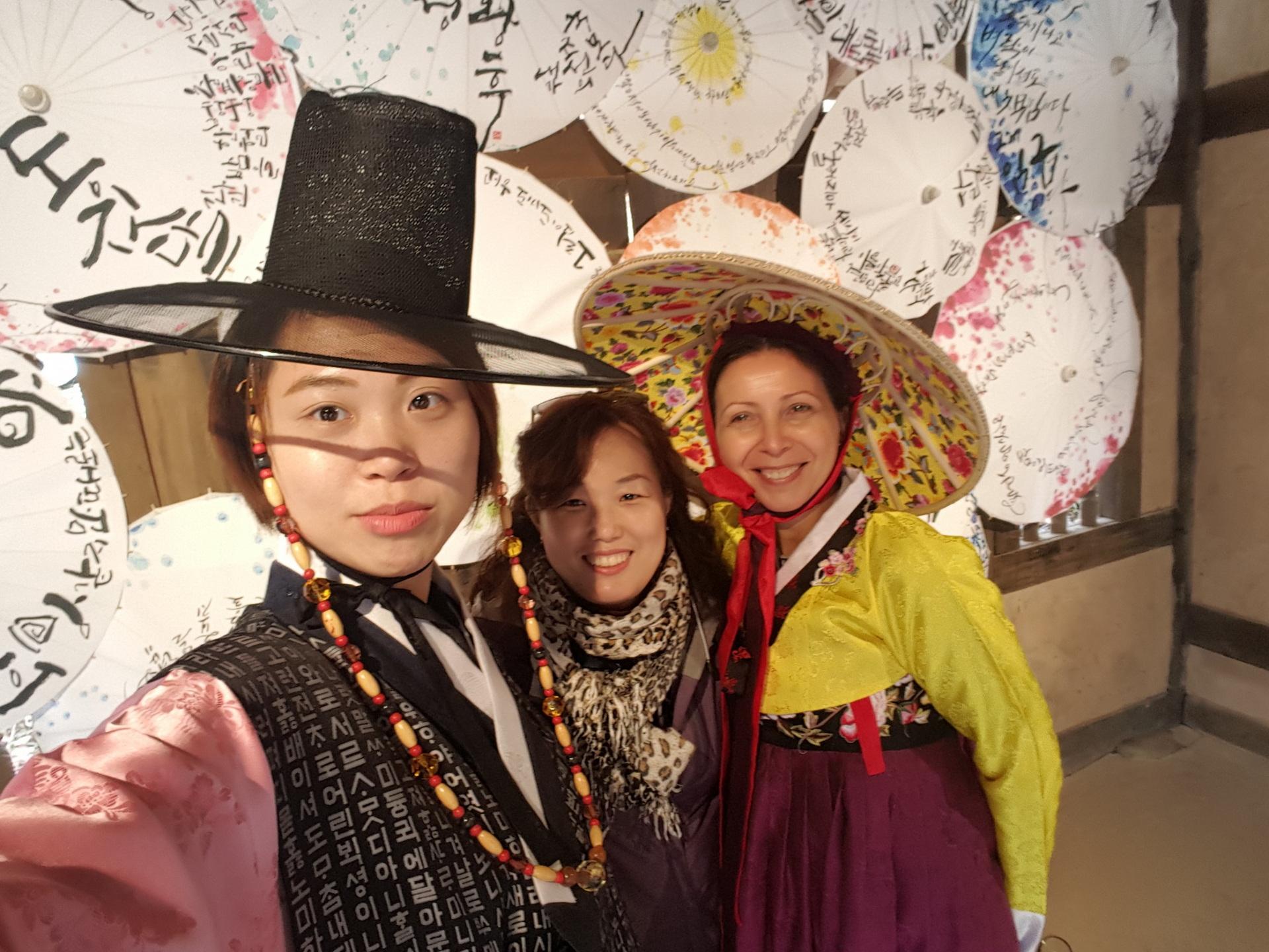 Renate in Seoul