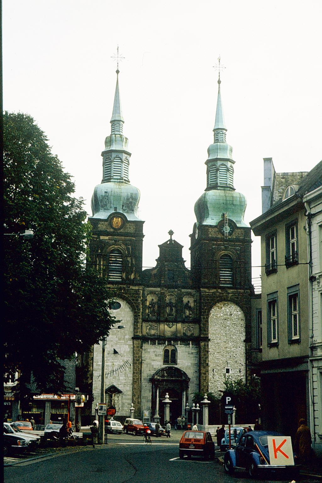 Eupen St. Nikolaus