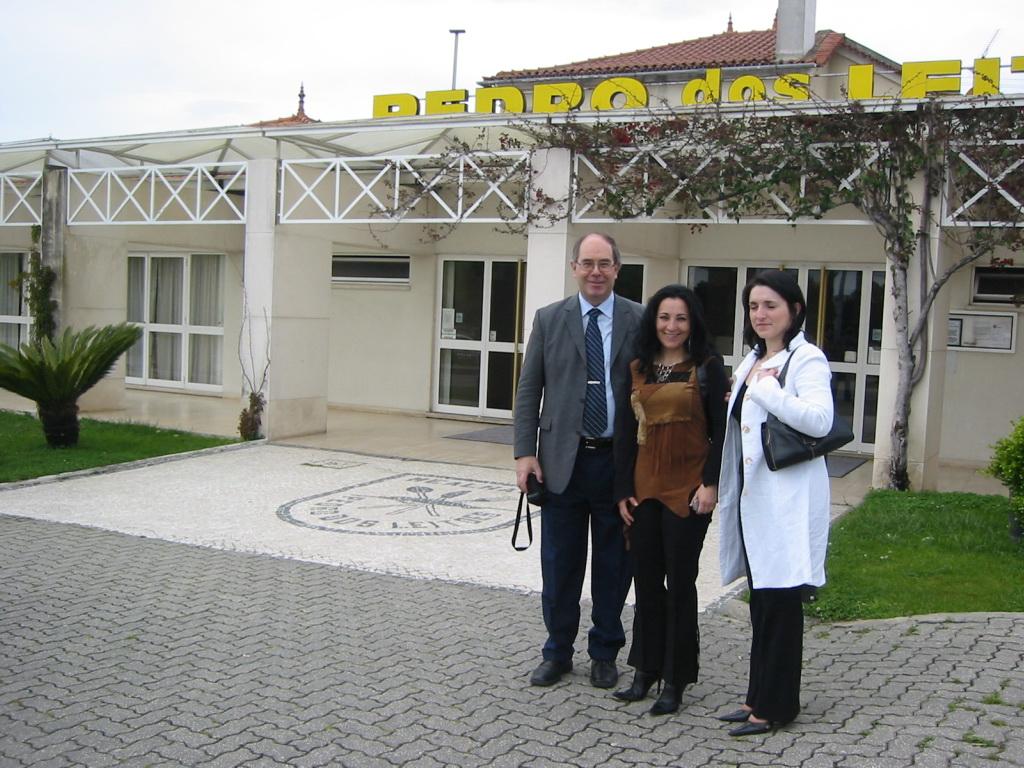 Visiting Bioteam in Porto