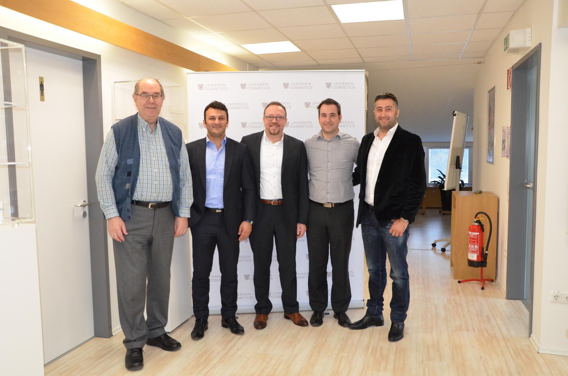Neue Partner in der Türkei 2016