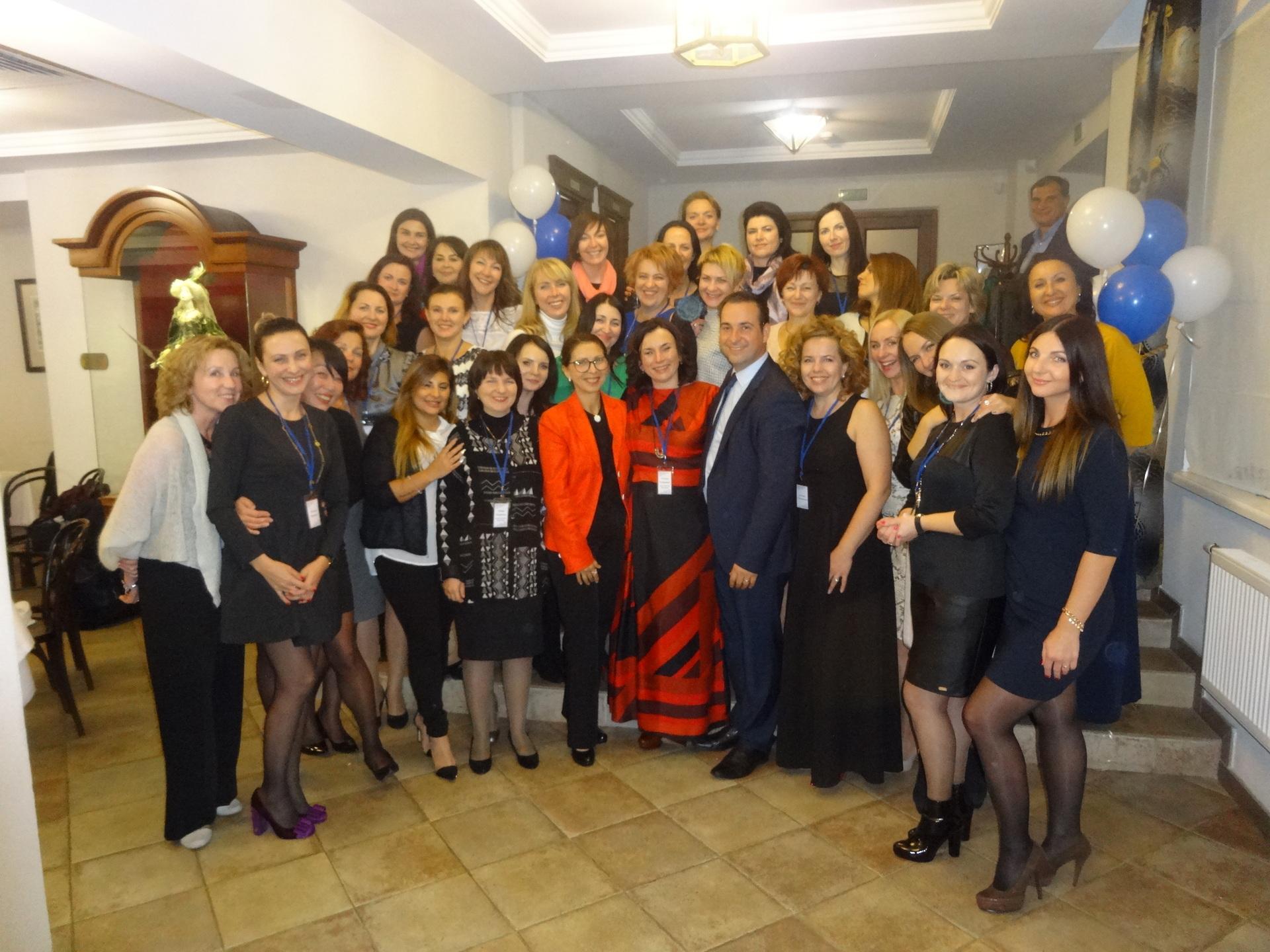 Reinhard in Minsk zum 10-jährigen Jubiläum 2016