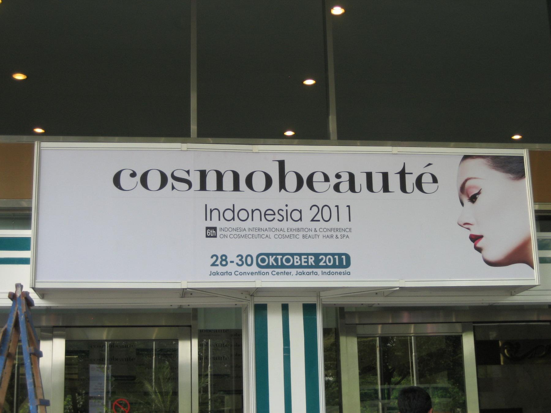 Cosmobeauté Jakarta ....