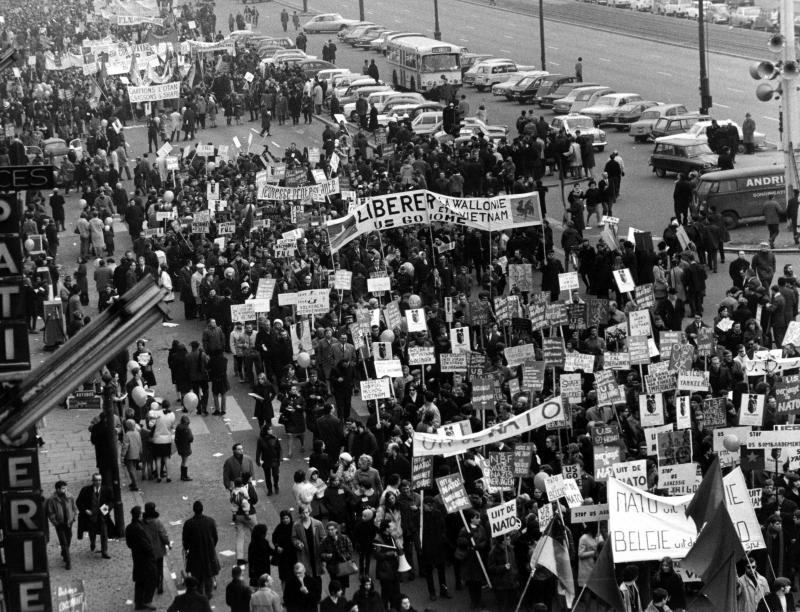 Vietnam Proteste