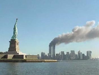 World Trade Centre New York 11. September 2001