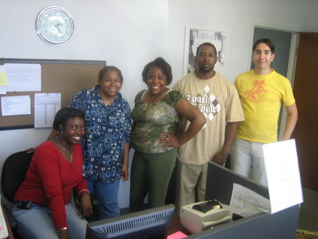 Ulrich in Southeast office in Atlanta 2006