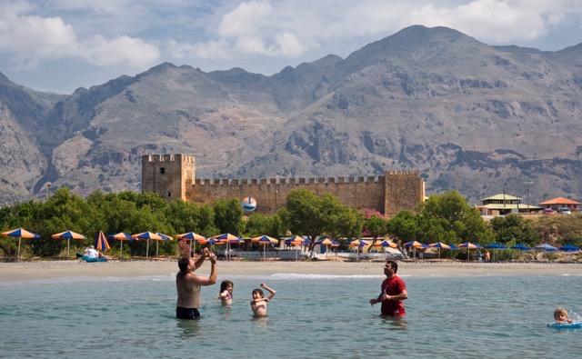 Kretas kinderfreundlichste Strände