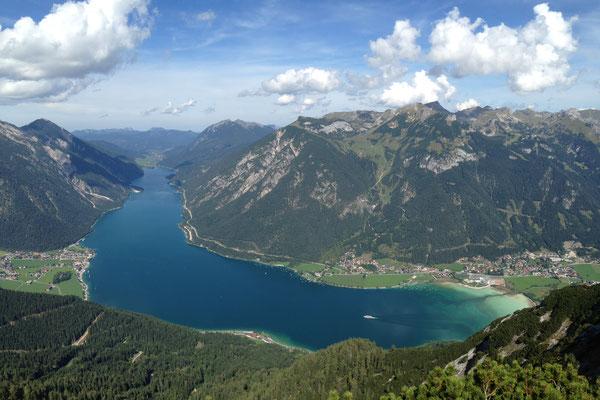 Neues Vereinsgewässer: Der Achensee