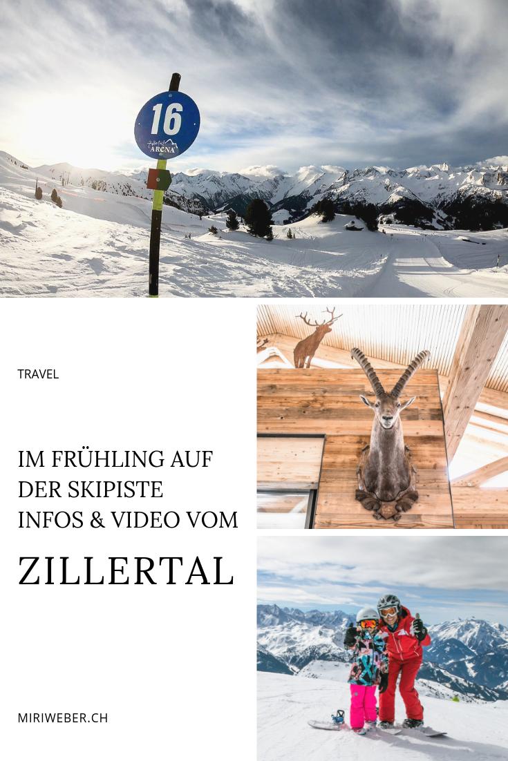 Travel Bloggerin Schweiz, Frühling, Kinderpisten, Pisten, Skifahren, Snowboarden, Zillertal Arena, Skigebiet, Hotel Sonnenhof in Zell am Ziller, die Granatalm, Skischule Lechner, Skiführerin Judy Giacomelli, Skigebiet Mayrhofen, Travel Blog Schweiz, Tirol