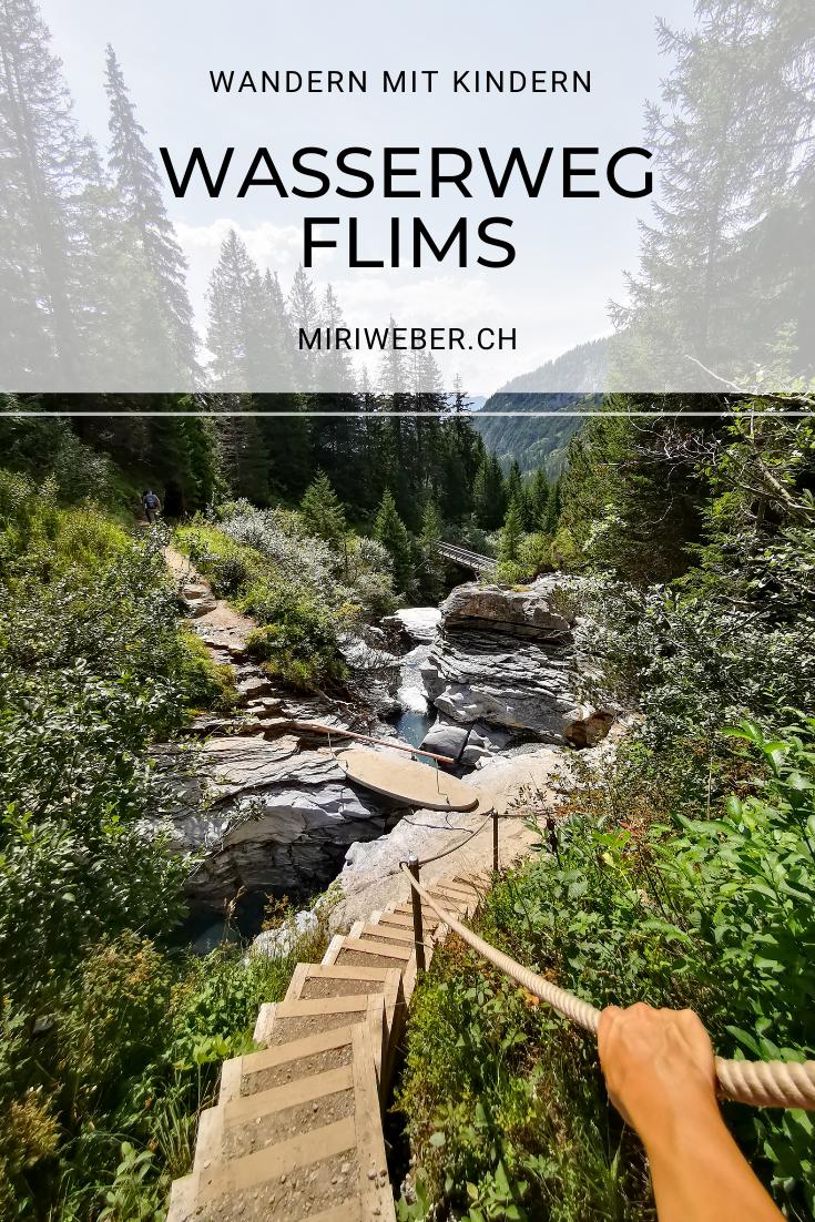 Wasserweg, Flims, Kinder, Wanderweg, Trutg dil Flem, wandern mit Kindern, Route, Familienwanderung, Familien, wandern, Wanderung, Schweiz, Travelblog, Familienblog,