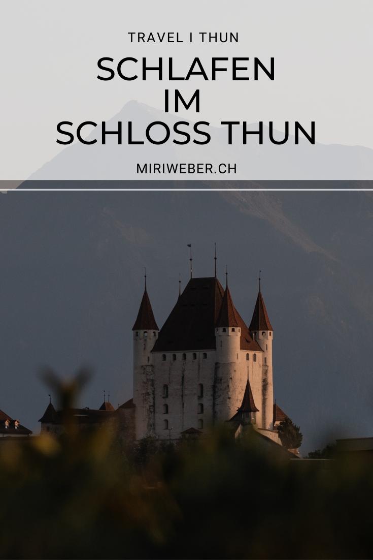 Schloss Thun, Hotel Schloss Thun, übernachten im Schloss, Restaurant, Schlosshotel, madeinbern,  Thunersee, Ausflug, Content Creation Schweiz, Travel Blog Schweiz