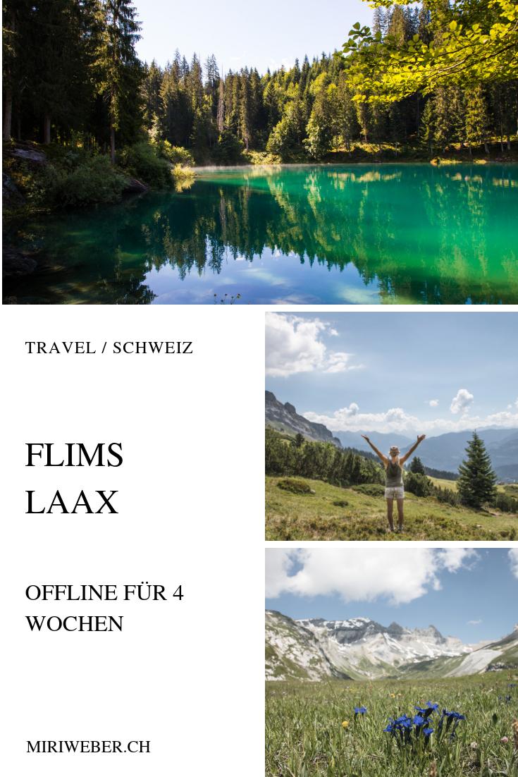 Flims, Laax, Graubünden, Schweiz, wandern, Travel Blog Schweiz, offline, Instagram Sucht, Familien Blog, Schweizer Travel Blog