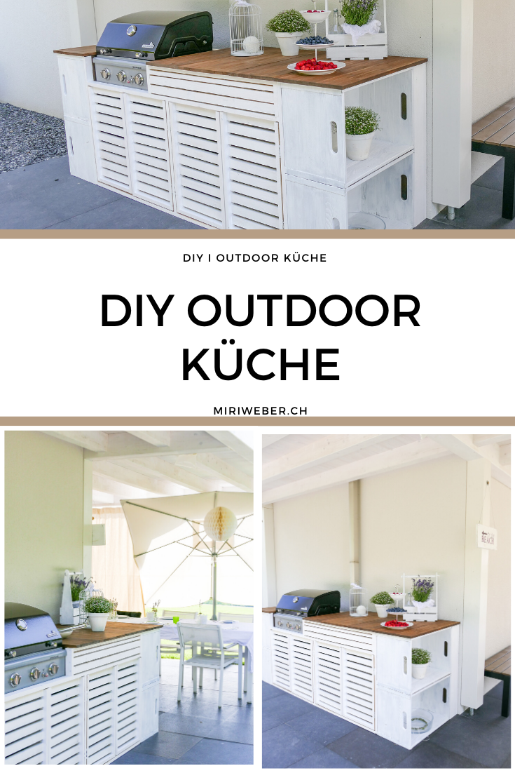OUTDOOR KÜCHE - miriweber.ch - Kreativ - DIY - Food ...