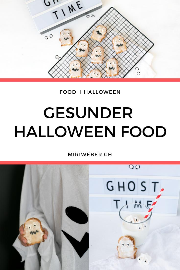 Halloween Food, Halloween Ideen, Halloween Gespenster, Halloween Rezepte, Halloween Guetzli, Halloween Kekse, Gespenster Guetzli, Foodblog Schweiz, Schweizer Foodblog, Hirse Guetzli, Rezept