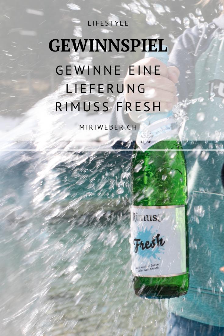 Gewinnspiel, Rimuss Fresh, Rimuss, alkoholfrei, Schweizer Blog, Content Creator, Kinderwein, bester Kinder Wein