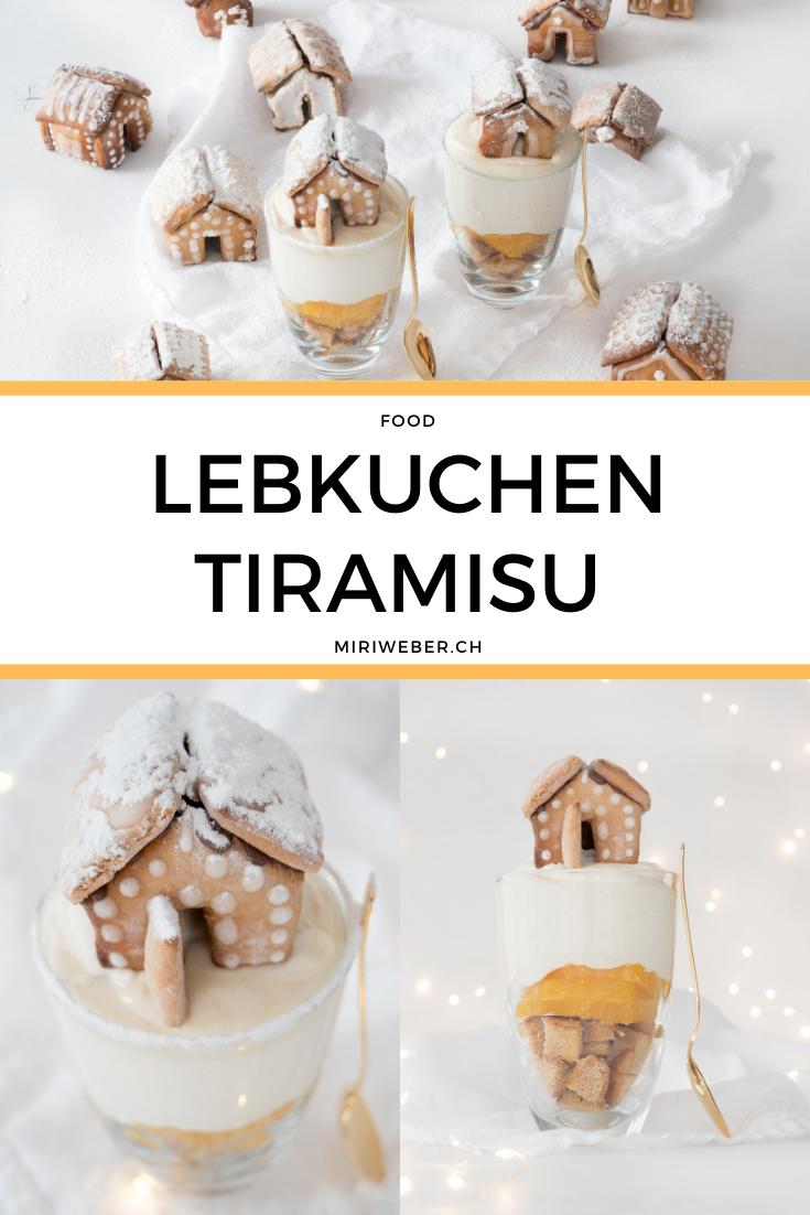 Rezept Lebkuchen Tiramisu, Rezept Lebkuchen Haus, Lebkuchen Mini Haus, Food Blog Schweiz, Weihnachtsdessert, Dessert für Weihnachten, einfaches Dessert, Weihnachts Nachspeise, Lebkuchen Rezept, Foodblog