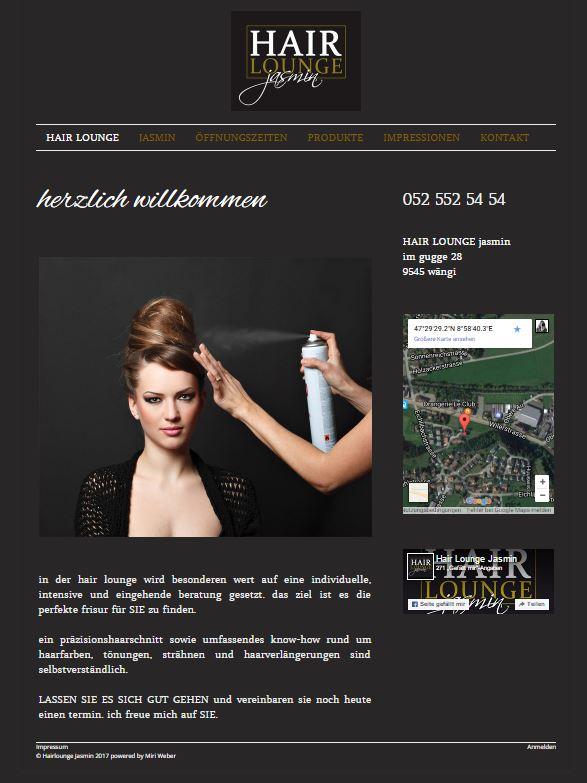 Webdesign St. Gallen, Webdesign Schweiz, Homepage machen, Jimdo Homepage machen