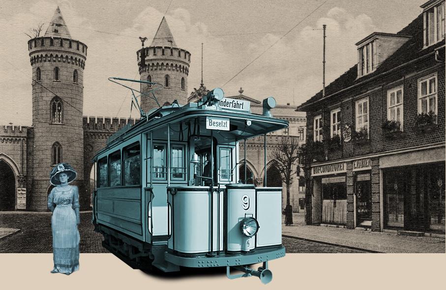 Wiederaufbau des Lindner-Motorwagens Nr.9 - historische-strassenbahn ...