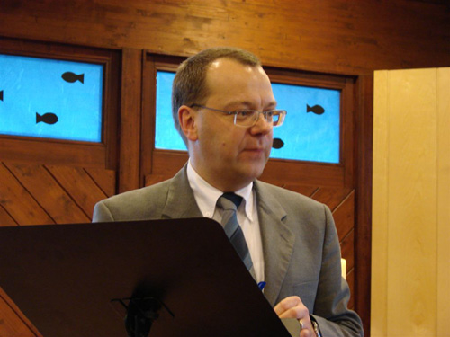 Referent: Leitender Kirchenrat Pfr. Michael Schätzel, Hannover