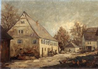 Grünenberg vor 100 Jahren