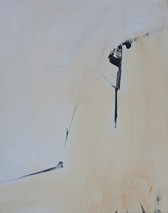 Acryl auf Leinwand, 24 x 30 x 4 cm