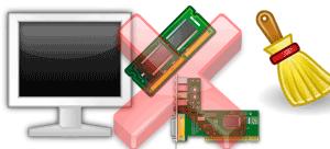 機械的不具合で、PC動作が遅い(重い)場合、PCcanサービスのイメージ図です。