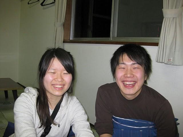 顔認証が一緒のいぼりと木曽。ほんとそっくり、兄妹みたいですよねー。