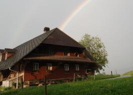 ursprüngliches Bauernhaus