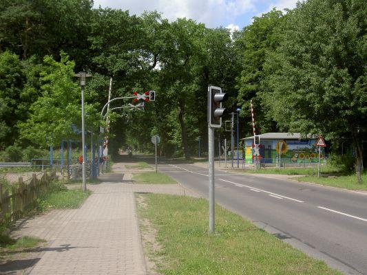 Am Bahnhof - Mühlenbecker Chaussee