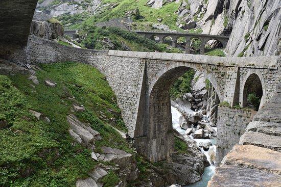 Teufelsbrücke Andermatt