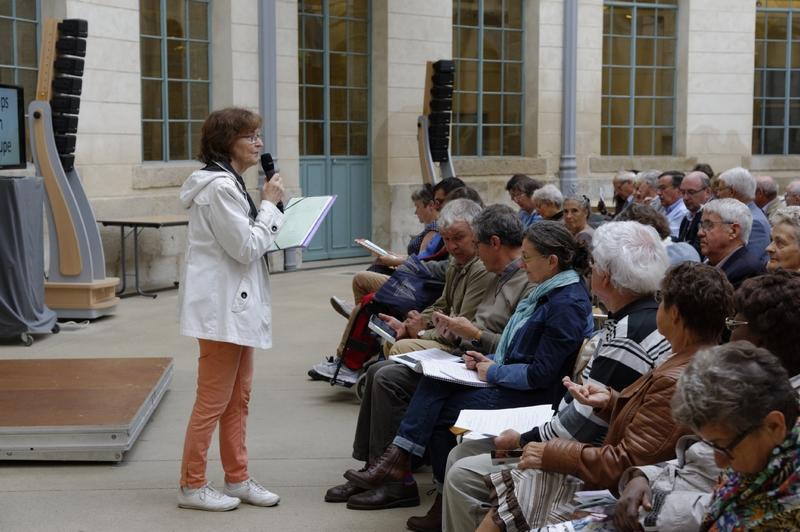 Exposé de Geneviève Dectot
