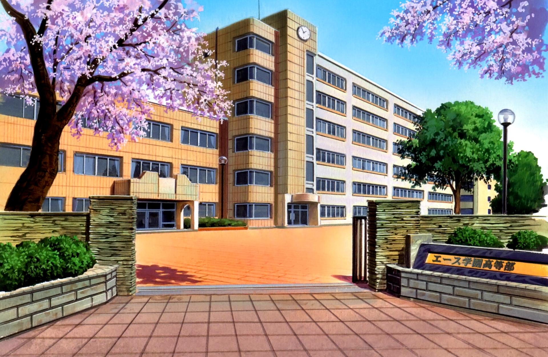 Bienvenue à TenshiakumaHighSchoolRègle d'or: Ne JAMAIS se fier aux apparences, surtout dans notre école.