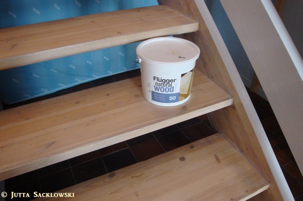 trappa er som ny