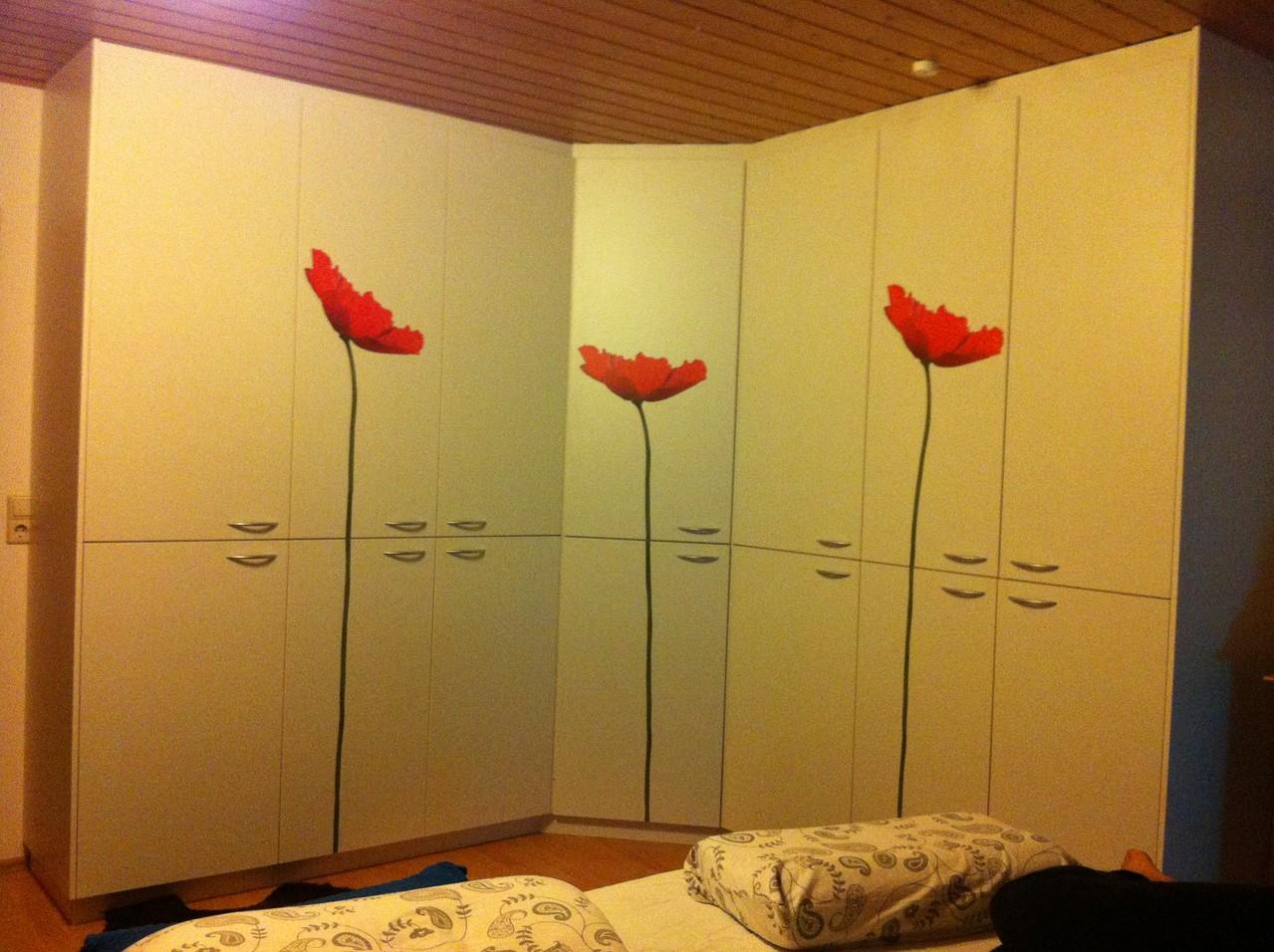 Spezialanfertigung Schlafzimmerschrank