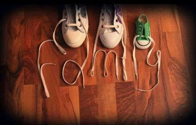 Familie ist ...
