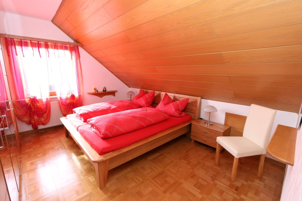 Schlafzimmer Nr. 1