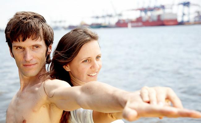 Virabhadrasana Lilashakti Yoga Hamburg