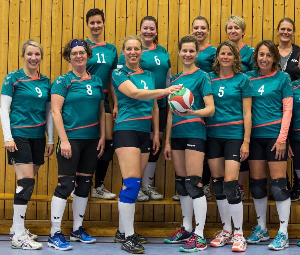 Volleyball - 2. Damenmannschaft