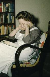 Lesen war immer wichtiger.
