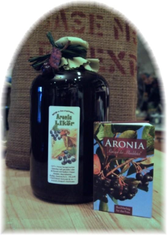 Aronia- Sachsens Schwarze Vogelbeere