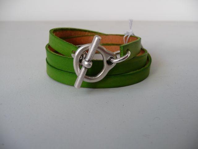 Bracelet trois tours