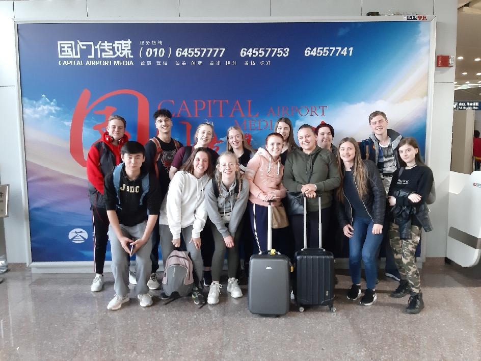 Arrivés à Pékin (9h25)