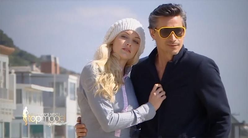 Germanys next Topmodel 2011 - Bildbearbeitung Shooting Malibu W-Society