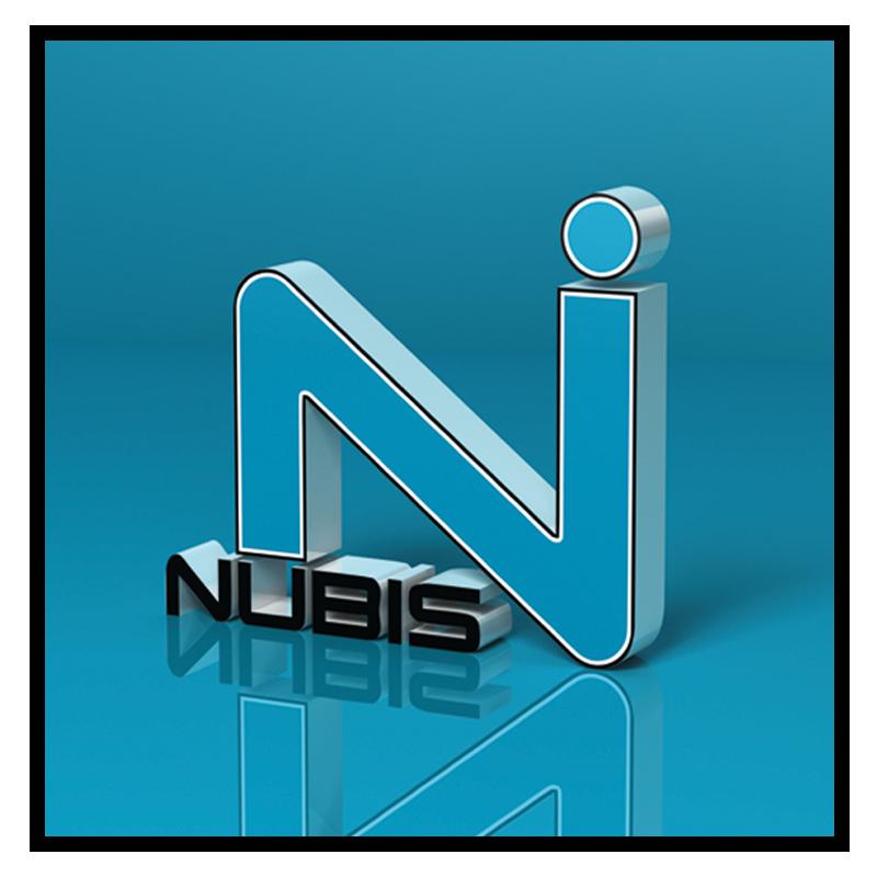 Nubis - 3D Logo by Your Revenge