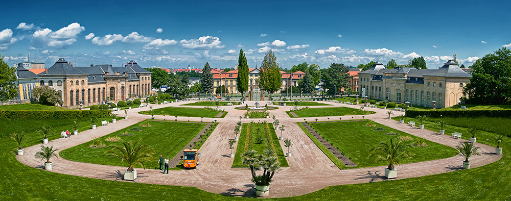 Orangerie Gotha
