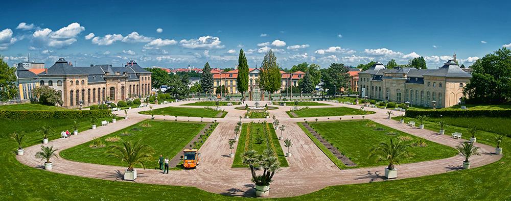 Orangerie Gotha YourRevenge