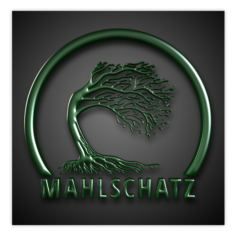 Mahlschatz - 3D Logo by Your Revenge